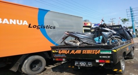 Light Truck Operasional BAS